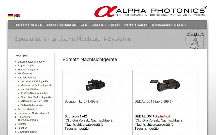 Alpha Photonics