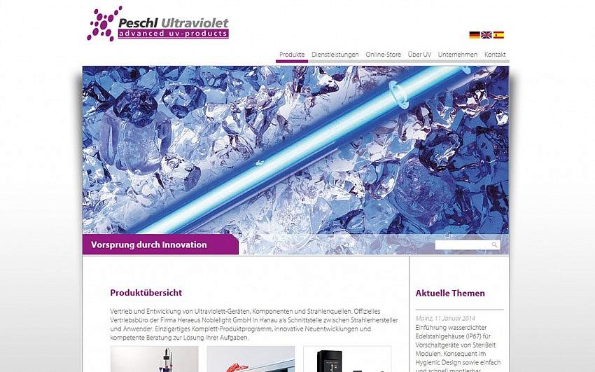 Peschl Ultraviolet